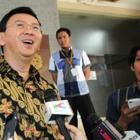 Gubernur DKI Jakarta Basuki T Purnama (Ahok). (Liputan6.com/Helmi Afandi)