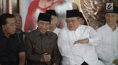 Ketua MPR Pastikan SBY Akan Hadiri Pelantikan Jokowi-Ma'ruf