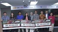 Para Pemenang dan Dewan Juri. (dok. Sun Pitch Competition/Tri Ayu Lutfiani)
