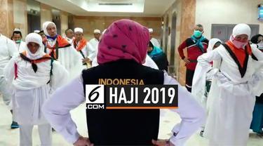 Jemaah Haji Indonesia rutin seminggu 2 kali mengikuti senam di pemondokan mereka di Kota Makkah. Senam untuk menjaga kebugaran jemaah selama mengikuti proses Ibadah haji.