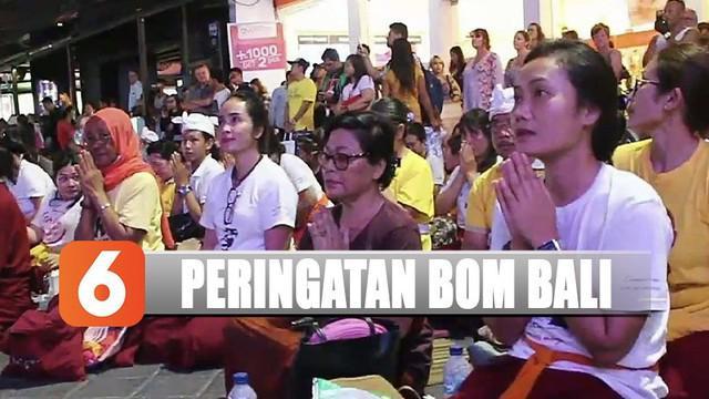 Peringatan Bom Bali I yang digelar setiap tahunnya ini bukan untuk mengungkit kembali luka mendalam para korban dan keluarganya.