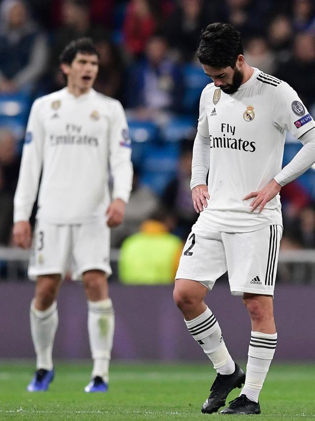 Real Madrid Dipecundangi CSKA Moscow