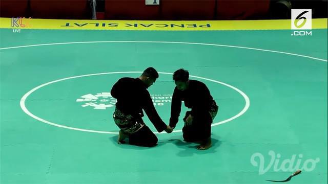 Atlet Indonesia berjaya di ajang Asian Games 2018. Senin (27/8), Yola Primadona / Hendy sukses menyumbang satu lagi medali emas.