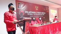 Kepala Badan Pemenangan Pemilu DPD PDIP Jatim Deni Wicaksono. (Foto: Dokumentasi PDIP Jatim).