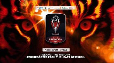 Banyak kejadian seru di semifinal Piala Presiden 2017