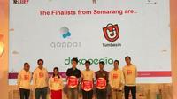 The NextDev 2018 Talent Scouting Semarang Tumbasin dan Qappas. (Foto: Merdeka)