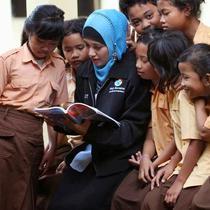 Lowongan CPNS guru khusus bagi peserta program Sarjana Mendidik di Daerah 3T, yang telah mendidik satu tahun di sekolah di daerah 3T. (setkab.go.id)