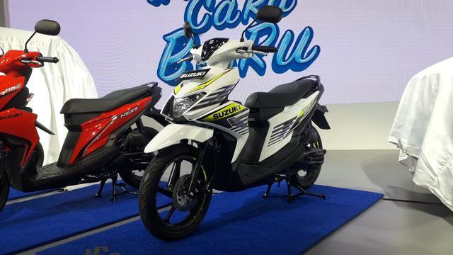 Harga Suzuki Nex Ii Baru Dan Bekas Maret 2020 Priceprice Indonesia