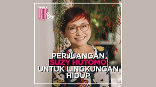LADY BOSS: Perjuangan Suzy Hutomo Pendiri The Body Shop Indonesia dalam Menjaga Lingkungan