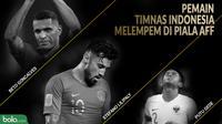 Trivia Pemain Timnas Indonesia yang Melempem di Piala AFF 2018 (Bola.com/Adreanus Titus)