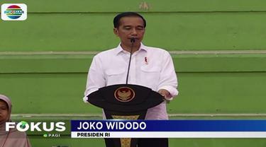Dalam acara yang dihadiri Presiden Jokowi, Mensos juga menegaskan jumlah bantuan PKH meningkat dibandingkan tahun 2015 yang hanya Rp 5,4 triliun dengan 3,2 juta keluarga penerima.