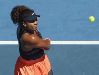 Naomi Osaka Melaju ke Final Australia Open Usai Singkirkan Serena Williams