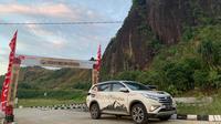 Perjalanan terakhir Terios 7 Wonders 'Jelajah bumi Rafflesia' di Bengkulu