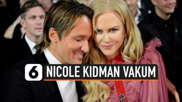 Pernikahan Nicole Kidman dikabarkan mengalami keretakan. Hal ini disebabkan kesibukan Nicole di Hollywood. Demi menjaga keutuhan rumah tangganya, Nicole siap meninggalkan industri yang membesarkan namanya tersebut.