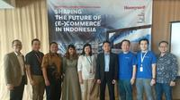 Forum 'How E-Commerce Transforming Today's Supply Chain'. Dok: Honeywell