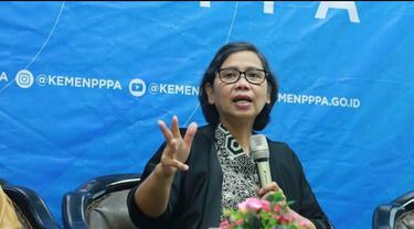 Deputi Bidang Kesetaraan Gender KemenPPPA, Lenny N. Rosalin