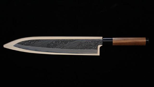 Pisau Ini Merupakan Hasil Dari Salah Satu Master Asal Jepang Tsa Hinoura Foto
