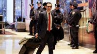 Menteri Keuangan AS Steven Mnuchin (Foto:AP)