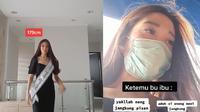 Viral, seorang wanita 179 cm kisahkan suka duka miliki postur tubuh tinggi.