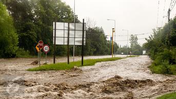 Hujan Deras Semalaman, 10 Desa di Bengkulu Terendam Banjir