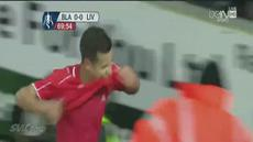 Philippe Coutinho Amazing Goal Blackburn Rovers vs Liverpool 0-1  08-4-2015 FA Cup