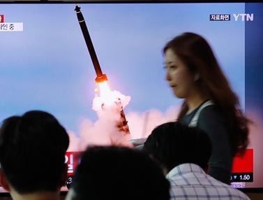 Korea Utara Luncurkan 2 Proyektil Usai Setujui Dialog Lanjutan dengan AS