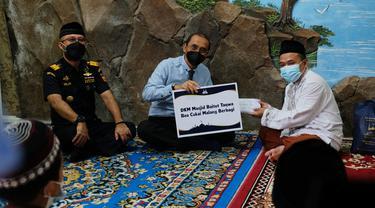 Bea Cukai Berbagi dan Sapa Masyarakat di Berbagai Daerah di Momen Ramadan
