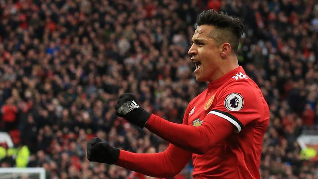 Pencetak Gol Kemenangan Duo Manchester, Premier League