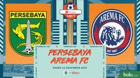 Shopee Liga 1 - Persebaya Surabaya Vs Arema FC (Bola.com/Adreansu Titus)