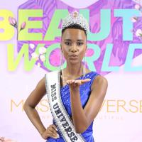 Miss Universe 2019, Zozibini Tunzi/dok. Daniel Kampua