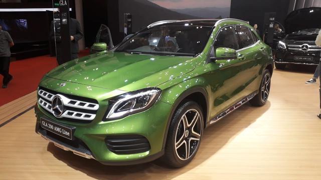 Mercedes-Benz. Mercedes-Benz GLA 200 ...