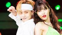 Cube Entertainment pun mengucapkan terima kasih atas kerjasama yang sudah dijalin selama ini. (allkpop)
