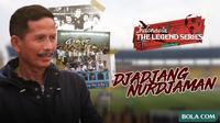 Legend Series: Djadjang Nurdjaman. (Bola.com/Dody Iryawan)