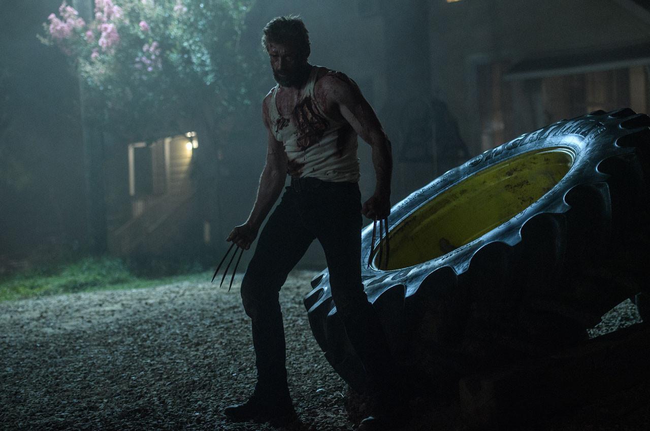 Logan, film ketiga Wolverine dalam franchise X-Men yang diperankan terakhir kalinya oleh Hugh Jackman. (20th Century Fox)