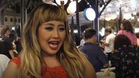 Pinkan Mambo tampil di acara kemanusiaan bertajuk 'Spirit for Wuhan'