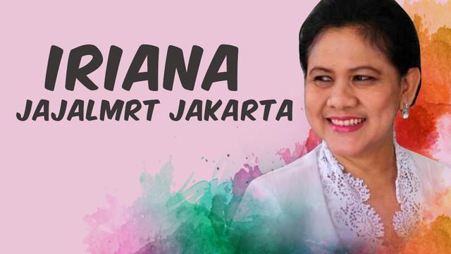 TOP 3 hari ini datang dari Iriana Jokowi yang mencoba MRT Jakarta, perkembangan kasus caleg PKS yang cabul, dan penghormatan korban penembakan masjid di Selandia Baru.