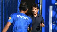 Akira Nishino, pelatih Timnas Thailand. (Bola.com/Dok. FAT)
