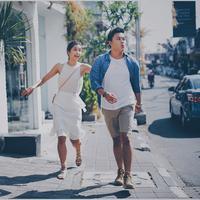 Rizky Febian dan Mikha Tambayong (Foto: Instagram/rizkyfbian)