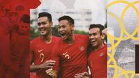 Timnas Indonesia. (Bola.com/Dody Iryawan)