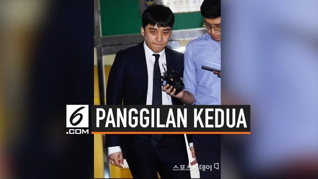 Setelah sebelumnya memenuhi panggilan pertama oleh kepolisian Seoul, kemarin Seungri jalani pemeriksaan kedua terkait judi ilegal yang diduga dilakukannya di luar negeri.