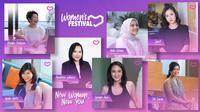 Perempuan hebat Indonesia berbagi cerita inspiratif.