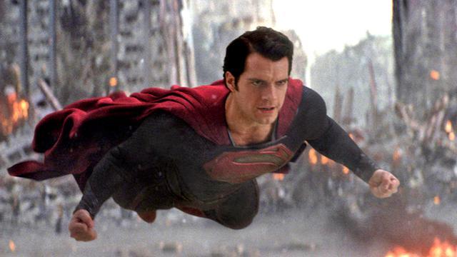 Pembuat Komik DC Ungkap Kelemahan Man of Steel