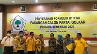 Tim Pemenangan Pemilu Sumatera 1 DPP Partai Golkar menetapkan 53 bakal calon kepala daerah. (Istimewa)
