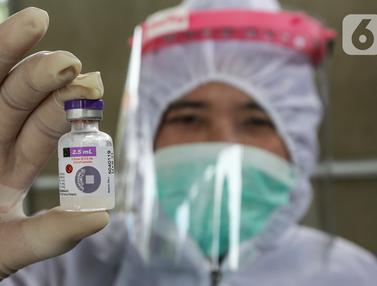 Pandemi Covid-19 imunisasi anak yang berjalan sesuai jadwal akan membantu sistem imun anak memproduksi antibodi.