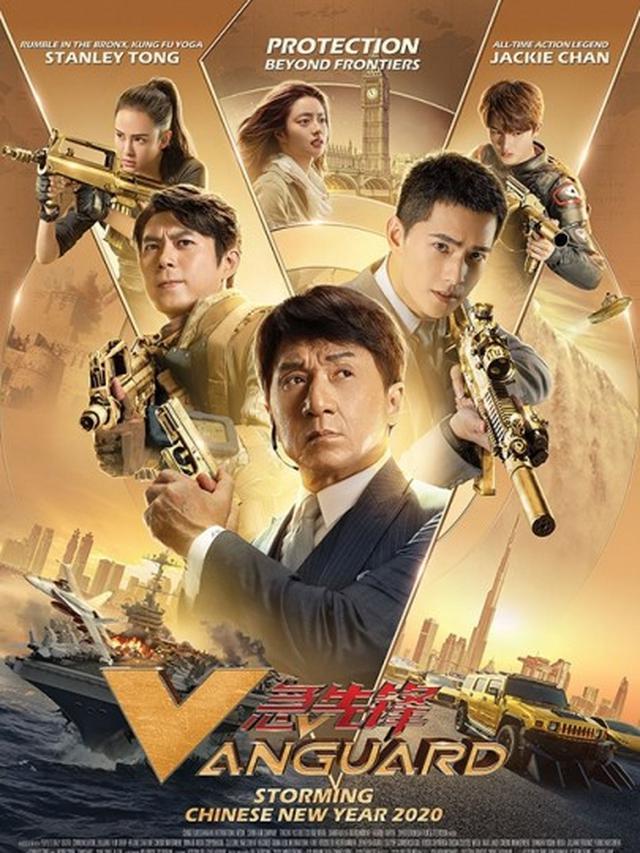Imlek 2020 Vanguard Film Terbaru Jackie Chan Batal Tayang Karena Wabah Virus Corona Showbiz Liputan6 Com