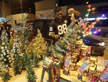 Jelang Maulid Nabi Muhammad di Libya
