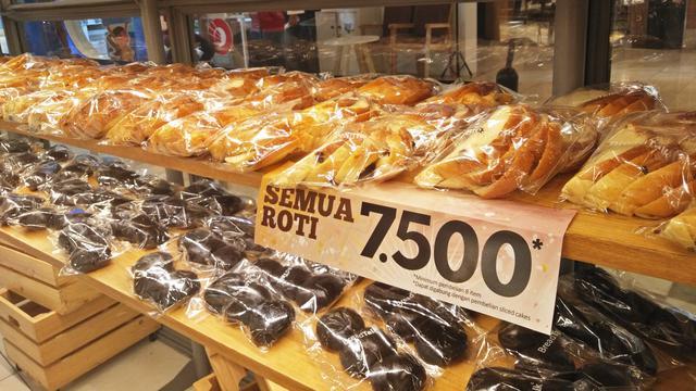 6 Roti Dan Kue Best Seller Sedang Diskon Siap Siap Jadi
