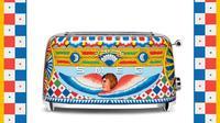 Dolce & Gabbana meluncurkan produk dekorasi rumah (dok. world.dolcegabbana.com)