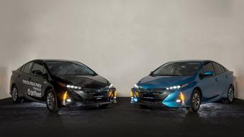 Toyota Prius Bermesin Hidrogen Diprediksi Hadir pada 2025