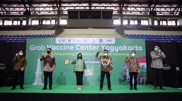 Vaksinasi Covid-19 di Yogyakarta
